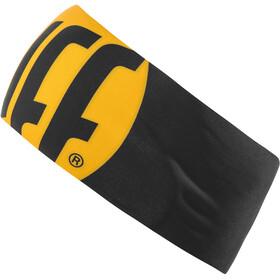 Buff Tech Fascia, nero/giallo